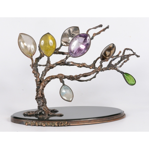 Дерево самоцветов