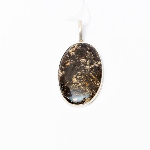 Подвеска с натуральным камнем
